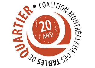 Coalition montréalaise des Tables de quartier - logo