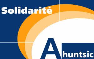 LOGO Solidarité Ahuntsic