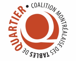 coalition montrealaise des tables de quartier - logo