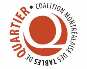 coalition montrealaise des tables de quartier - logo