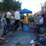 Chaque année, durant une journée de septembre, on se réapproprie l'espace publique.
