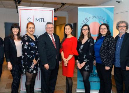 MTElles dévoile 2 outils sur la participation des femmes à la vie démocratique montréalaise
